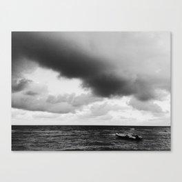 If I Had a Boat / Cap Haitian, Haiti Canvas Print