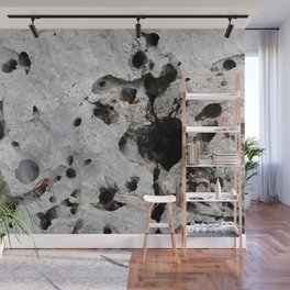 Stone is a hole Wall Mural