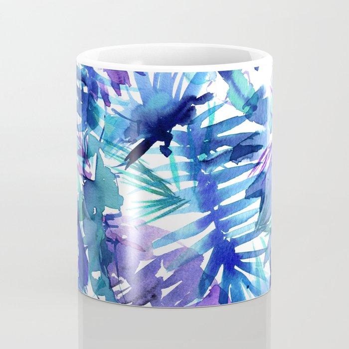 Vibe of the JUNGLE  {B-Blue} Coffee Mug