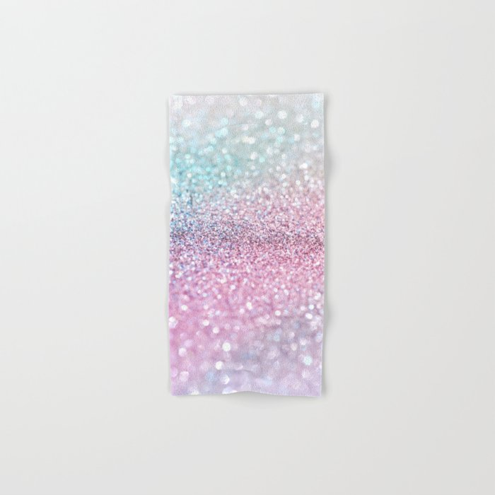 Pastel Winter Hand & Bath Towel