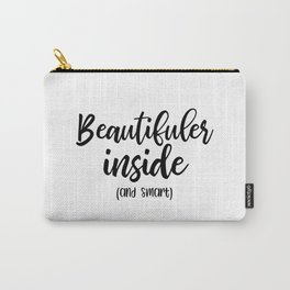 Beautifuler inside Carry-All Pouch