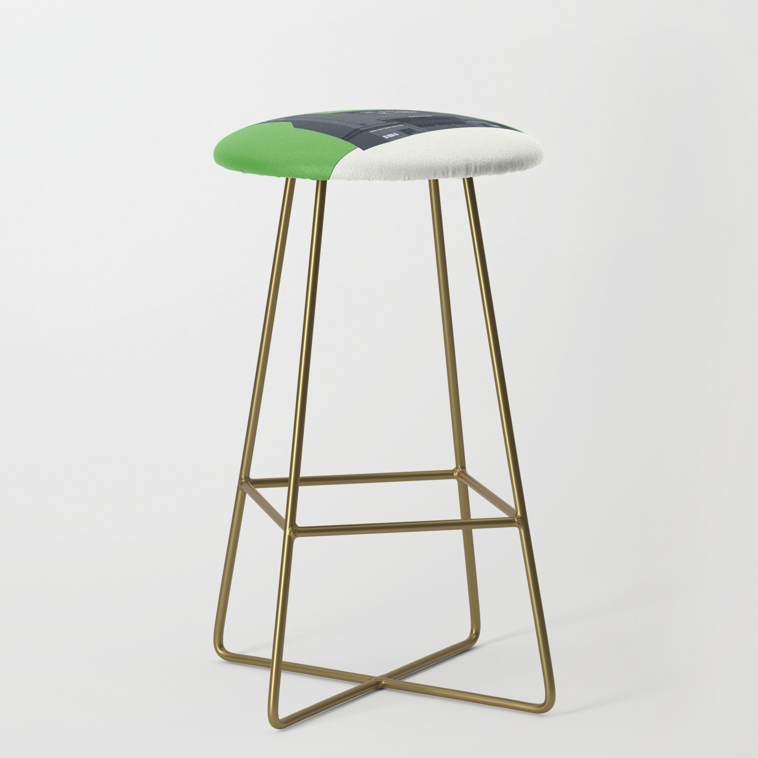 ODEON Leicester Square Bar Stool by Pig's Ear Gear