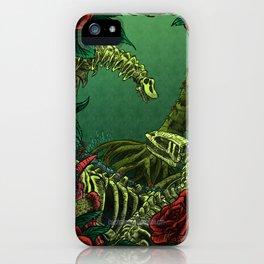 Predator and Prey iPhone Case