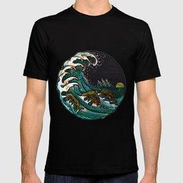 Shipwreck 27 T-shirt