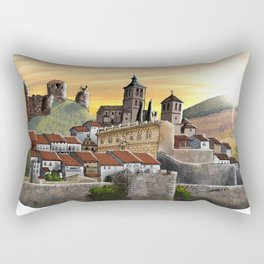 Cogolludo Sunrise Rectangular Pillow