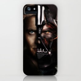 My master...My enemy UNCRACKED iPhone Case
