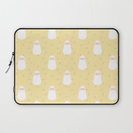 Burqa Lady Pattern Laptop Sleeve