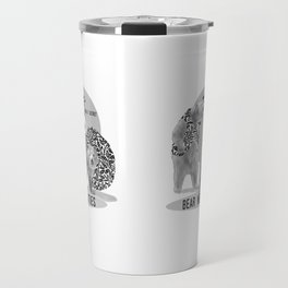 Bear Necessities #1 Bearly Secret Travel Mug