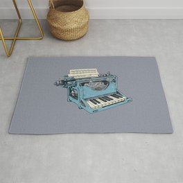 The Composition. Rug
