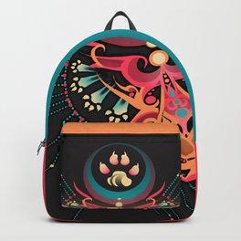 DreamCatcher-Wolf Spirit Backpack
