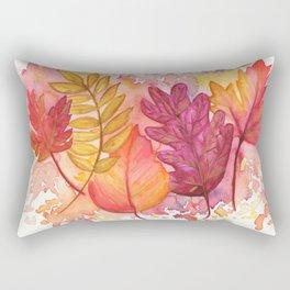 Fall Frenzy Rectangular Pillow