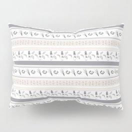 Lineal Bunnies Pillow Sham