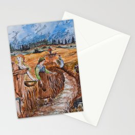The First Harvest Stationery Cards