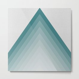 Triangle - 1 Metal Print