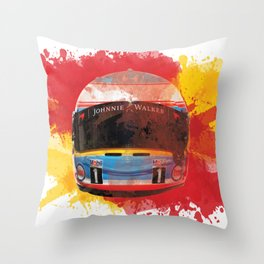 Fernando Alonso #14 - 2017 Throw Pillow