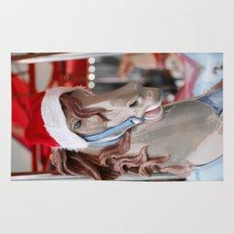 Santa Horse Rug