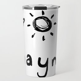 Space Bound Travel Mug