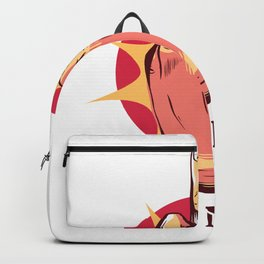 Middle Finger Have A Nice Day Backpack