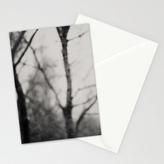 the silence ... Stationery Cards