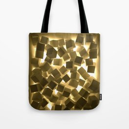 3D What Burns in Your Box? Tote Bag