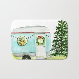 Happy Camper Bath Mat