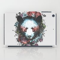 warrior iPad Cases featuring Warrior by Tracie Andrews