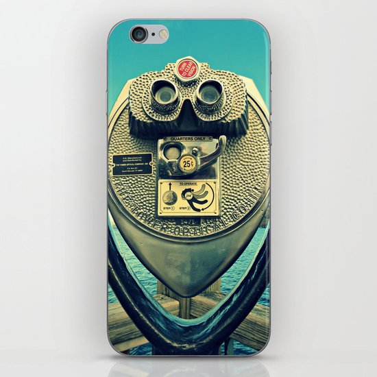 Look and See iPhone Skin
