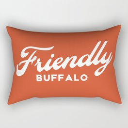 FRIENDLY BFLO Rectangular Pillow