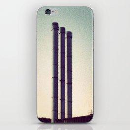 3 Chimneys iPhone Skin
