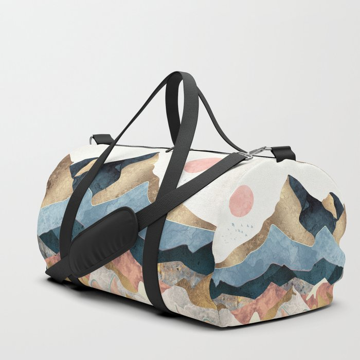 Golden Peaks Duffle Bag