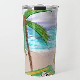 Play at Sea Travel Mug