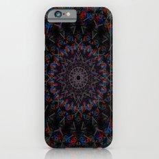 Rift Rose iPhone 6s Slim Case