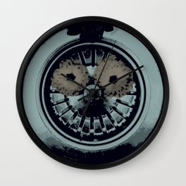 Sink buddy Wall Clock