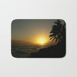Hawaii Sunset Series Bath Mat