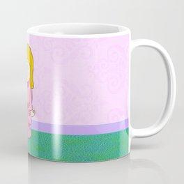 Sorry Little Girl Coffee Mug