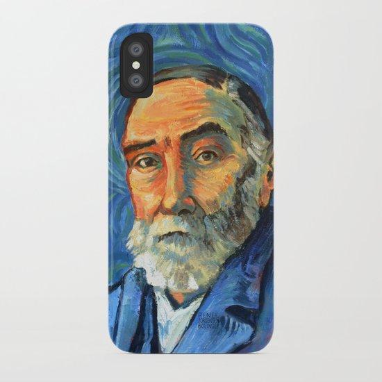 Gottlob Frege iPhone Case