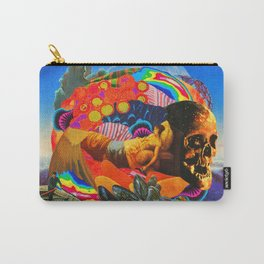 We are such stuff as dreams are made on; and our little life is rounded with a sleep. Carry-All Pouch