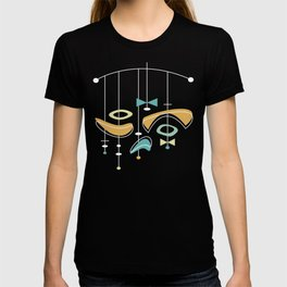 Swank Mid Century Modern Abstract T-shirt