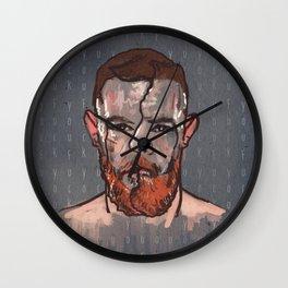 Conor mcgregor Wall Clock