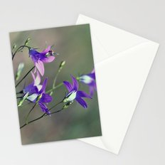 BlueBell Flower Nature Photography  Stationery Cards