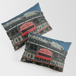 Full Color Wrigley Pillow Sham