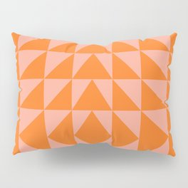 Abstraction_Visual_Illusion_Minimalism_001 Pillow Sham