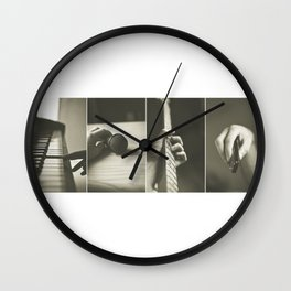 For Music Lovers! Wall Clock