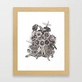 Gamera : The Guardian of the Fauna Framed Art Print