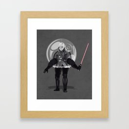 Bubble boy Vdr Framed Art Print