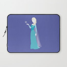 Elsa from Frozen Laptop Sleeve