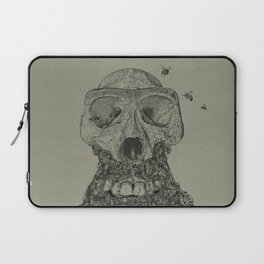 Dead Hipster Laptop Sleeve