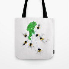 Luigi's Hurt Locker Tote Bag