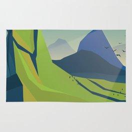 Grand Landscape Rug