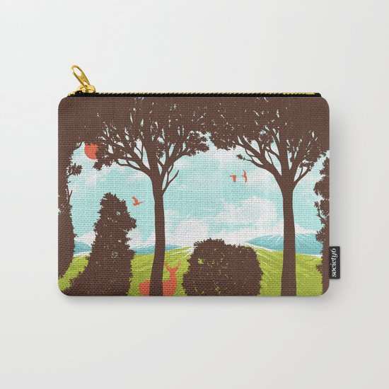 A Great Escape Carry-All Pouch